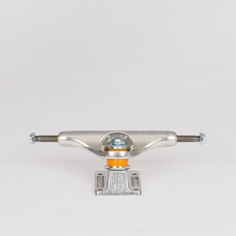 Independent Stage-11 139 Standard Trucks 1 Pair Polished Silver - 8.00 - Skateboard