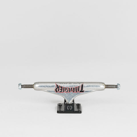 Independent Stage-11 159 Thrasher TTG Trucks 1 Pair Silver/Black - 8.75""