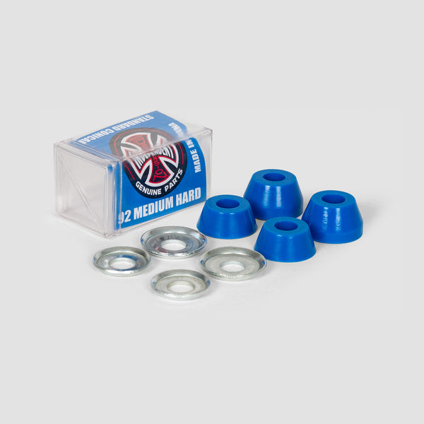 Independent Standard Conical Medium Hard 92a Bushings Blue