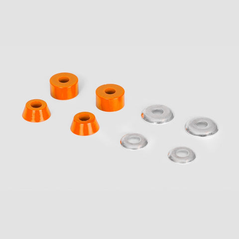 Independent Standard Cylinder Medium 90a Bushings Orange