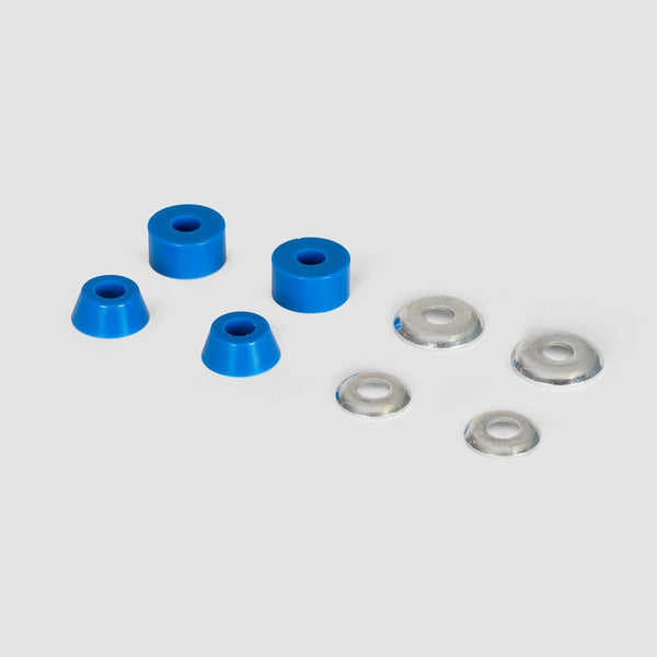 Independent Standard Cylinder Medium Hard 92a Bushings Blue - Skateboard