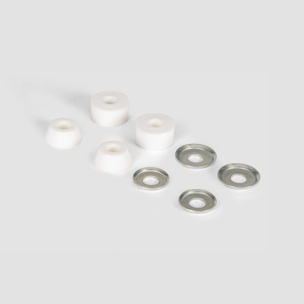 Independent Standard Cylinder Super Soft 78a Bushings White - Skateboard