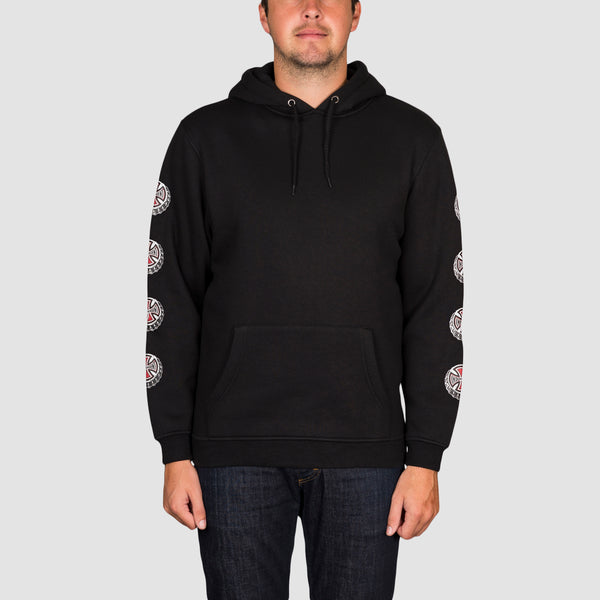 Independent Suds Pullover Hood Black