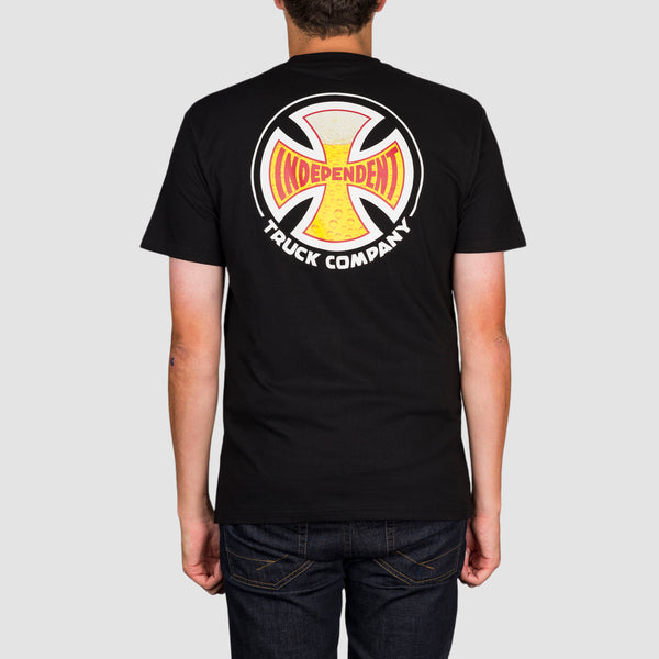 Independent Suds Tee Black