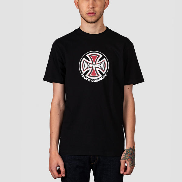 Independent Truck Co Tee Black