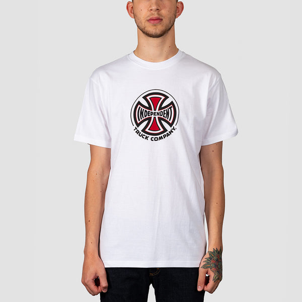 Independent Truck Co Tee White