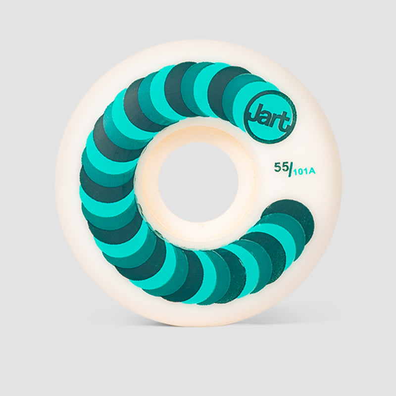 Jart Stream 102a Wheels 55mm