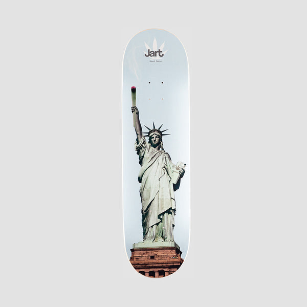 Jart Weed Nation Liberty Deck - 8.625""