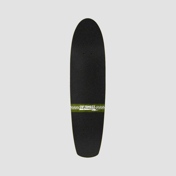 Krooked Zip Zinger Deck Various stains - 7.75""