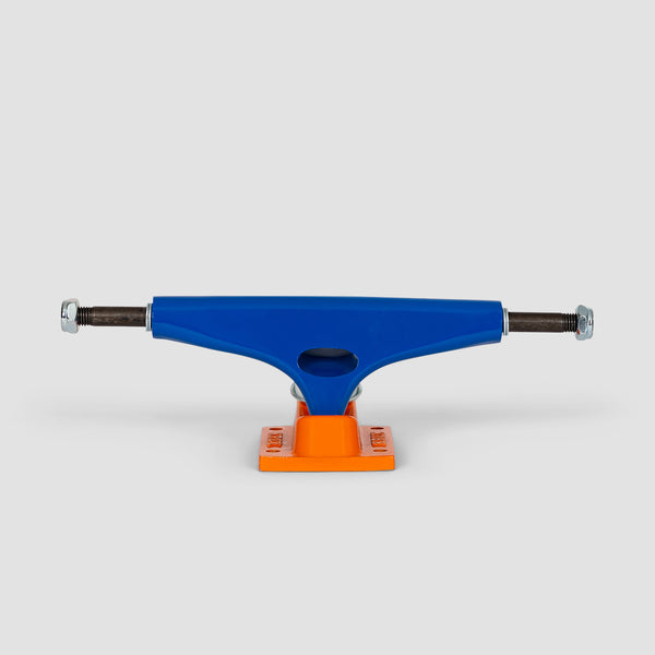 Krux DLK Standard Trucks 1 Pair Blue/Orange - 8""