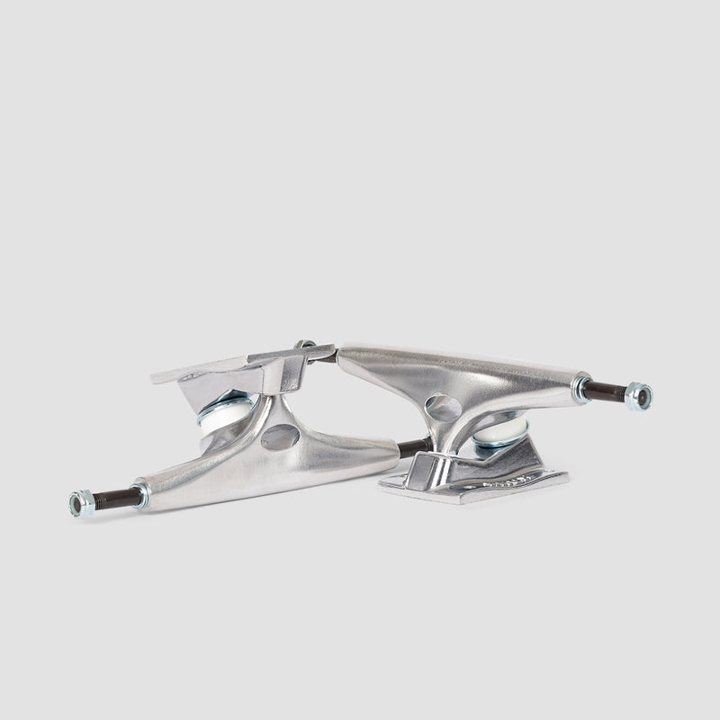 Krux K5 Standard Trucks 1 Pair Polished Silver - 8.5""