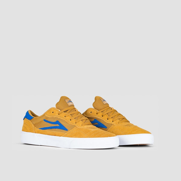 Lakai Cambridge Gold Suede - Footwear