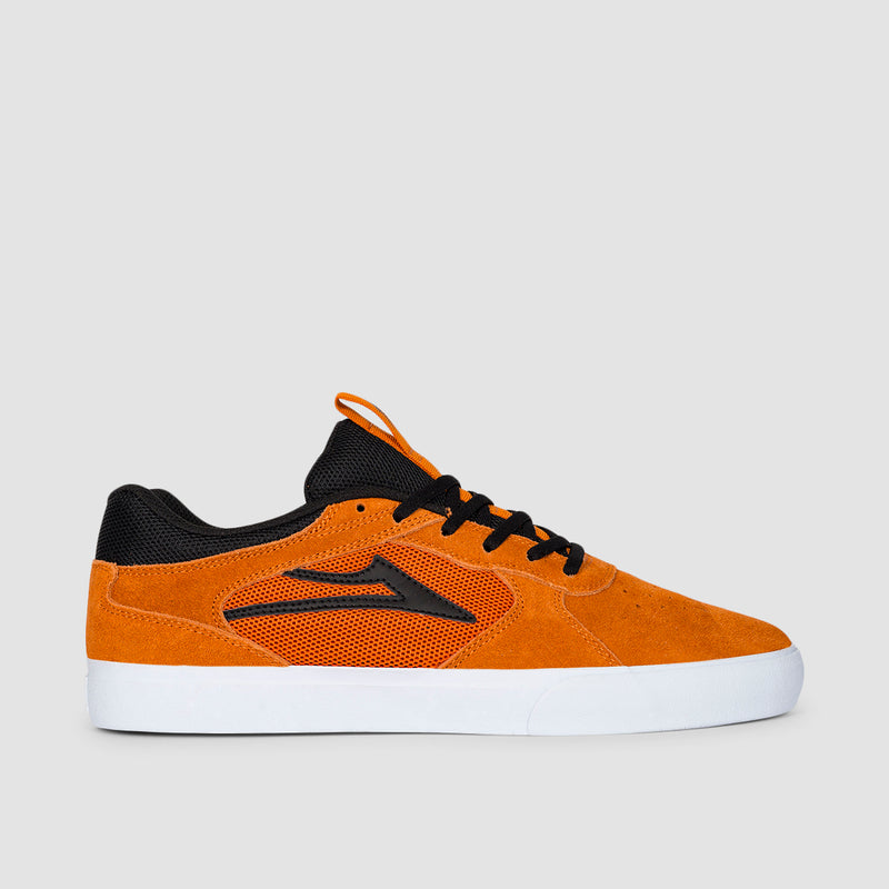 Lakai Proto Vulc Burnt Orange Suede