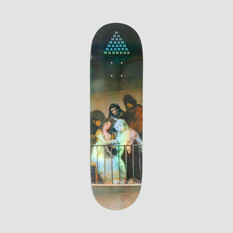 Madness Creeper Popsicle R7 Deck Holographic - 8.75""