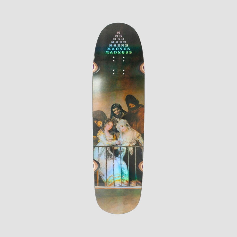 Madness Creeper R7 Deck Holographic - 8.5""