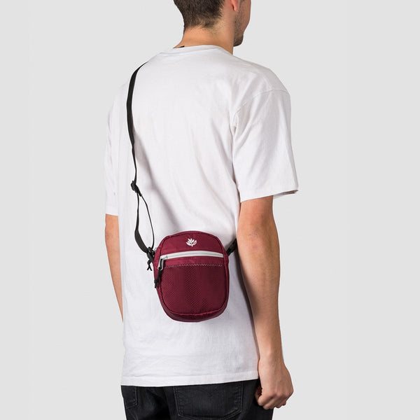 Magenta Sport Pouch Burgundy - Accessories