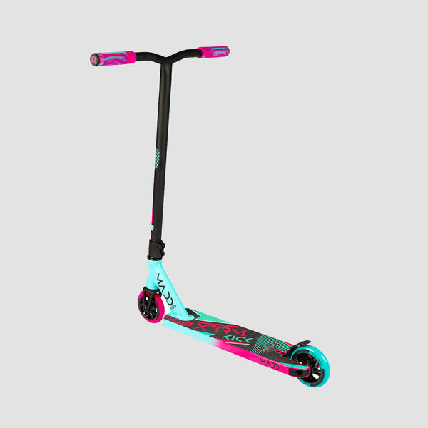 MGP Kick Extreme V5 Scooter Teal/Pink