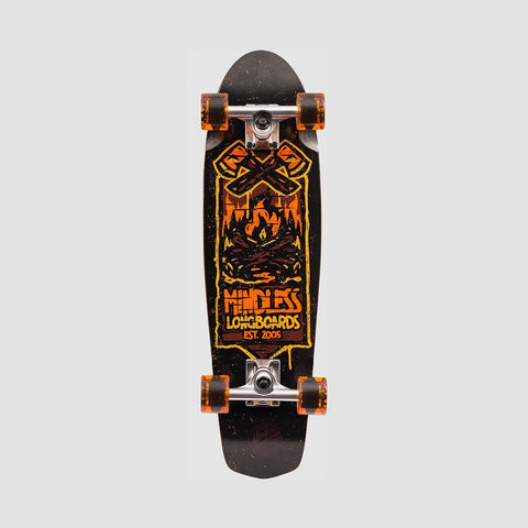 Mindless Campus 4 Cruiser Orange - 28""