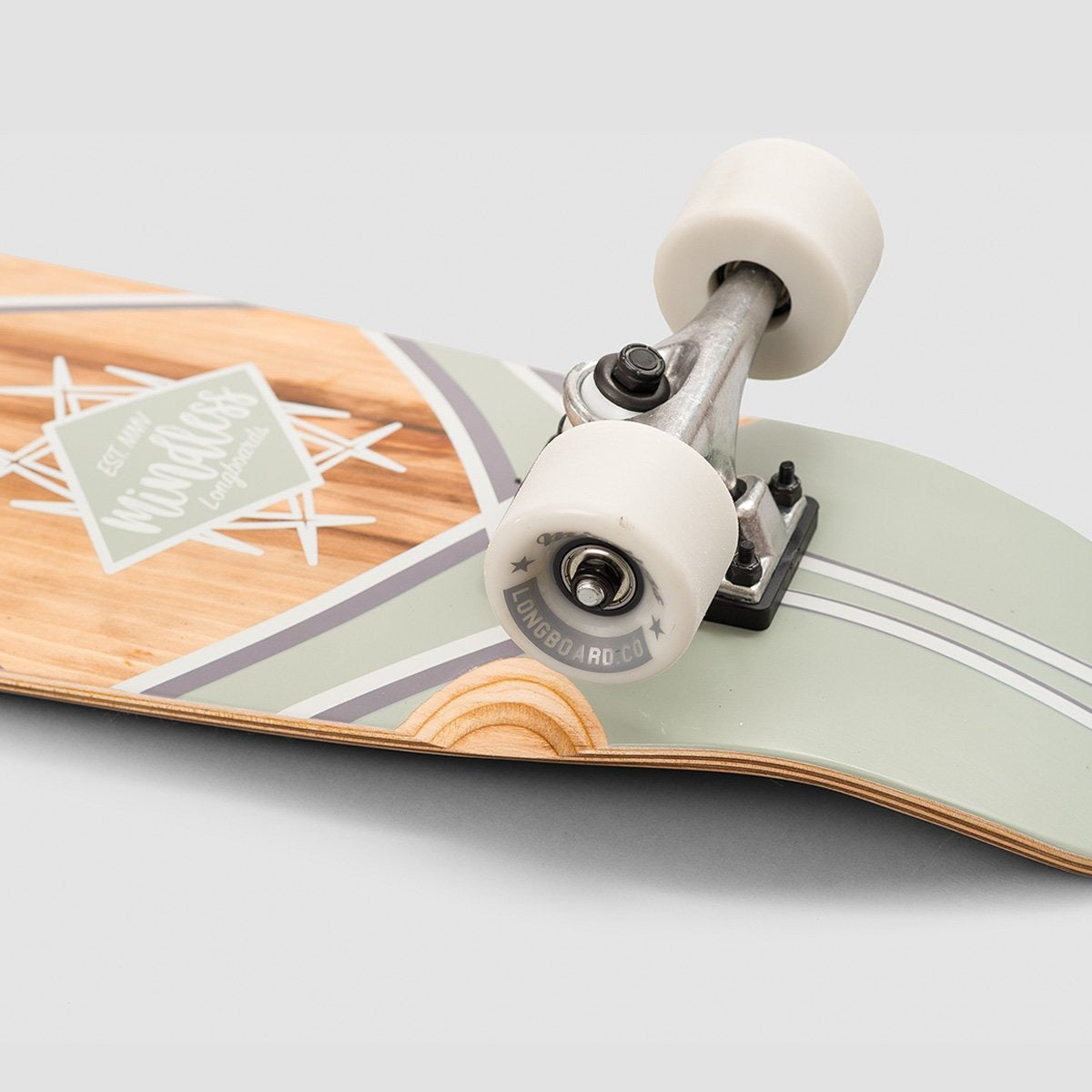 """Mindless Core Cruiser Complet Longboard Red Gum 28.5/"""""""