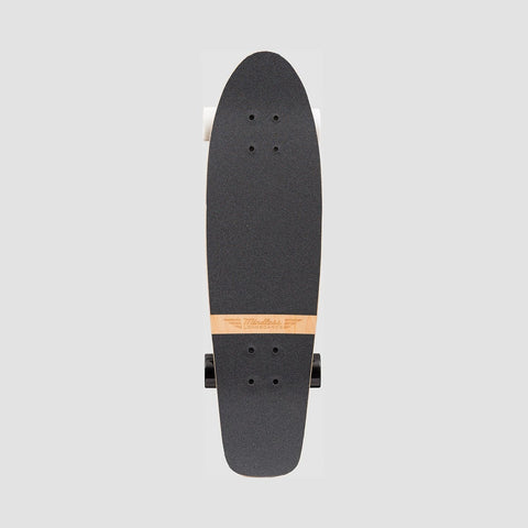 Mindless Daily Grande II Cruiser Black/White - 28 - Skateboard