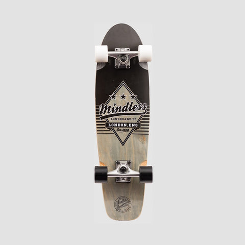 Mindless Daily Grande II Cruiser Black/White - 28""