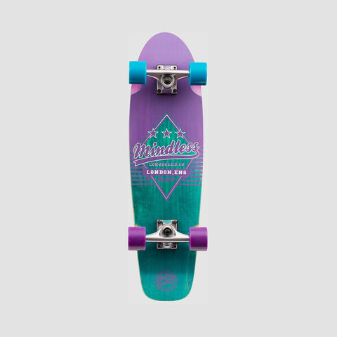 Mindless Daily Grande II Cruiser Blue/Purple - 28""