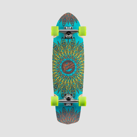 Mindless Mandala Cruiser Blue - 28""