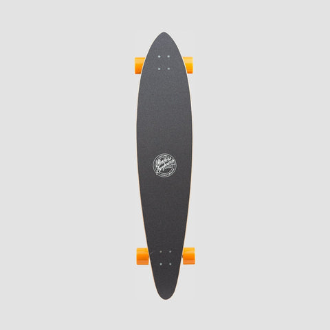 Mindless Maverick IV Talisman Longboard Orange - 46 - Skateboard