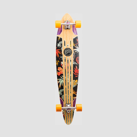 Mindless Maverick IV Talisman Longboard Orange - 46""