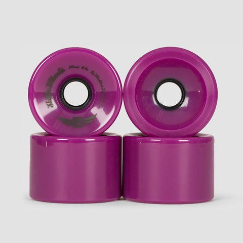 Mindless Shifta Wheels Purple 76mm