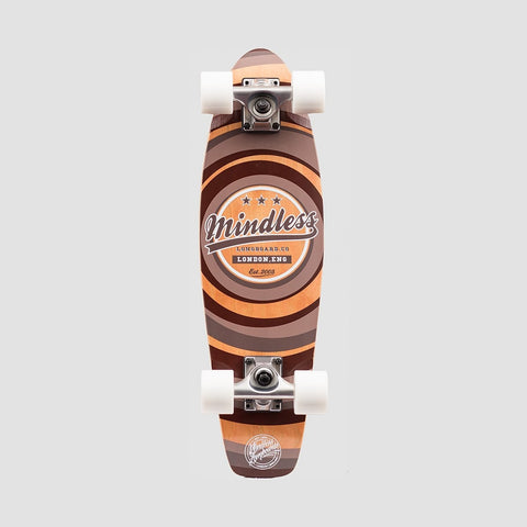 Mindless Stained Daily II Cruiser Brown - 24""