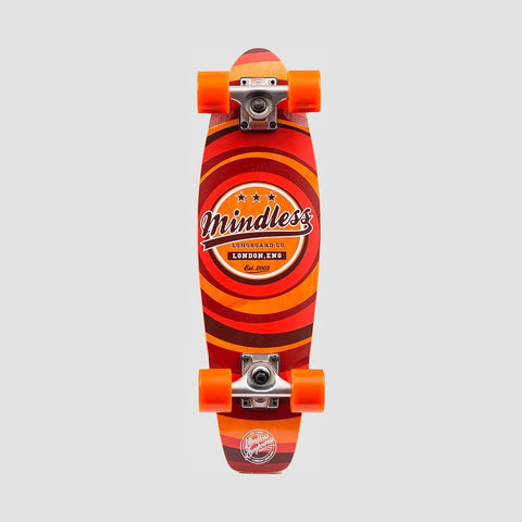 Mindless Stained Daily II Cruiser Orange - 24""