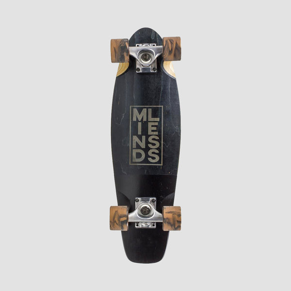 Mindless Stained Daily III Mini Cruiser Black - 24""