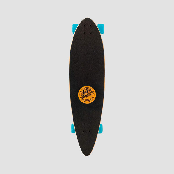 Mindless Tribal Rogue IV Longboard Blue - 38""