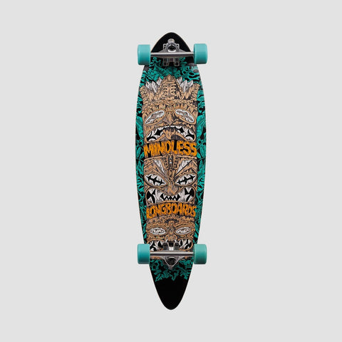Mindless Tribal Rogue IV Longboard Complete Green - 38""