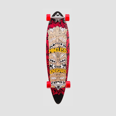 Mindless Tribal Rogue IV Longboard Red - 38""