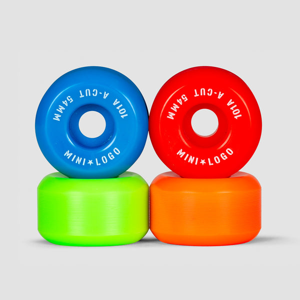 Mini Logo A-Cut 2 101a Wheels Assorted 54mm