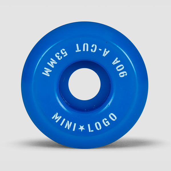 Mini Logo A-Cut 2 90a Hybrid Wheels Assorted 53mm