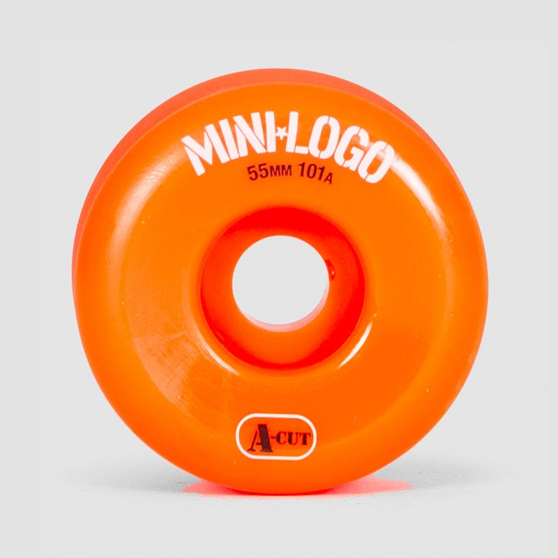 Mini Logo A-Cut Wheels 101A Multi 55mm - Skateboard