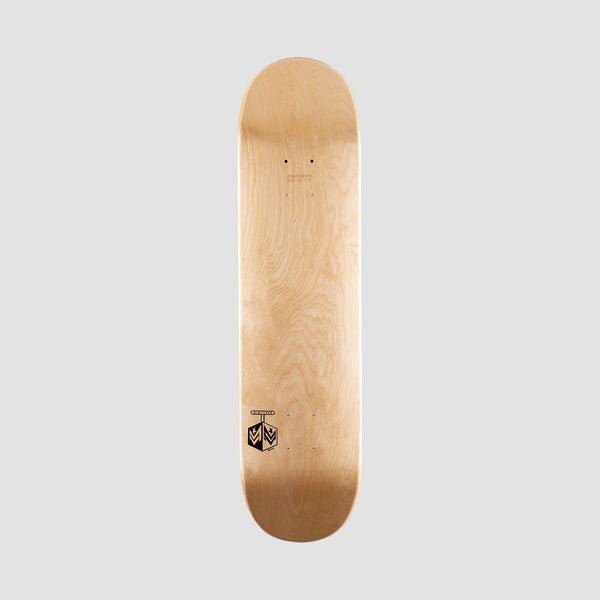 Mini Logo Chevron Detonator 242 Birch Deck Natural - 8""