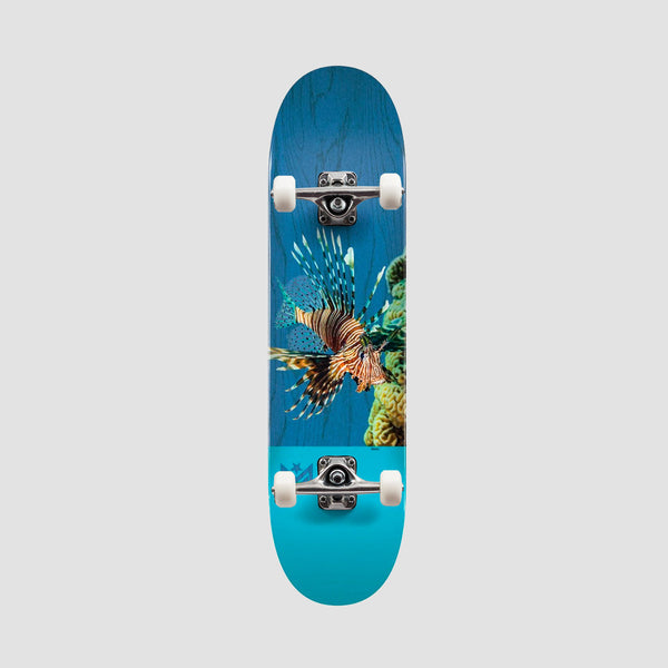 Mini Logo Poison Lion Fish 243 Pre-Built Complete - 8.25""