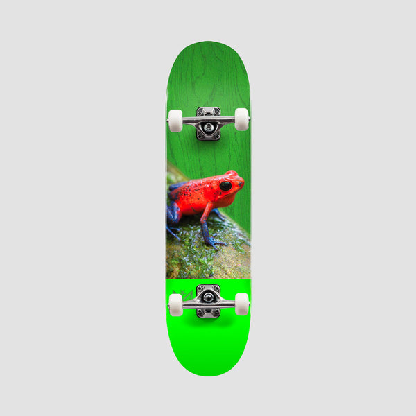 Mini Logo Poison Tree Frog 243 Pre-Built Complete - 8.25""