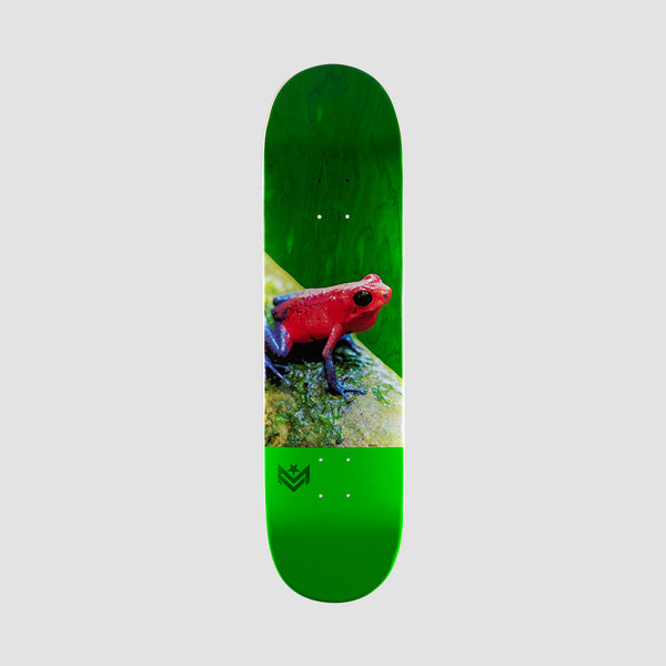 Mini Logo Poison Tree Frog 191 Birch Deck - 7.5""