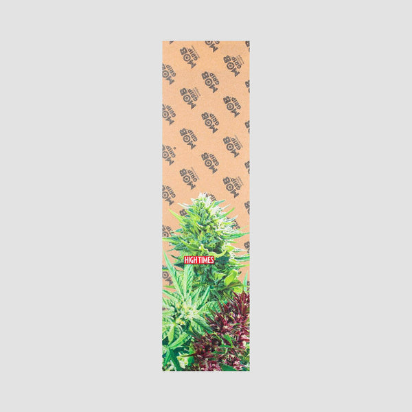 MOB High Times Grip Tape Clear - 9""