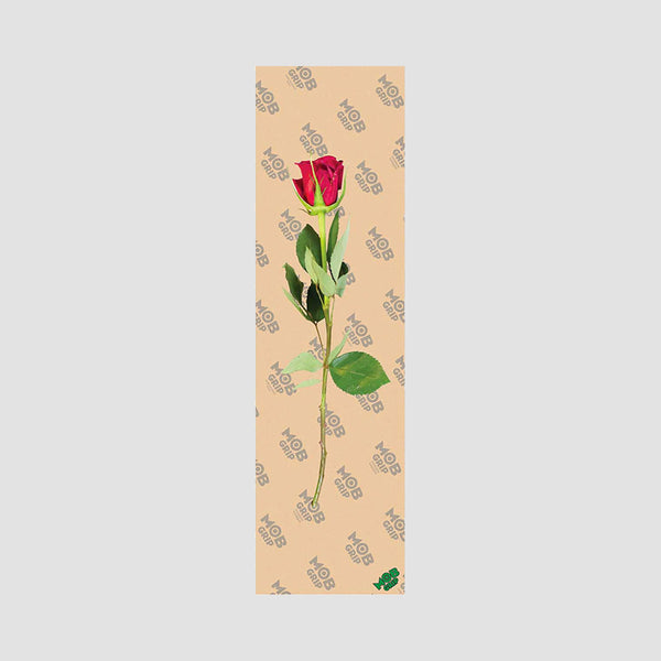 MOB Roses are Red Grip Tape Clear - 9""