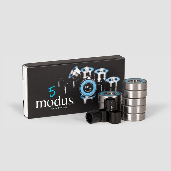 Modus Abec-5 Bearings x8 - Skateboard