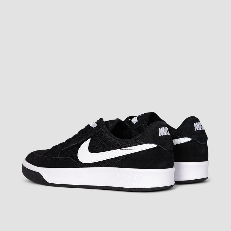 Nike SB Adversary Black/White/Black - Unisex L