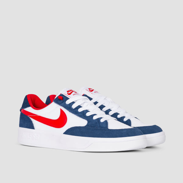 Nike SB Adversary Premium Navy/University Red/White/White - Unisex L