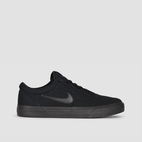 Nike SB Charge Canvas Black/Black/Black - Unisex L