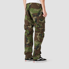 Nike SB ERDL Camo Flex FTM Cargo Pant Medium Olive - Clothing